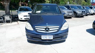 2006 Mercedes-Benz B-Class W245 B200 Blue 7 Speed Constant Variable Hatchback.