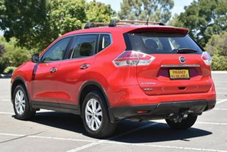 2014 Nissan X-Trail T32 ST X-tronic 4WD Red 7 Speed Constant Variable Wagon