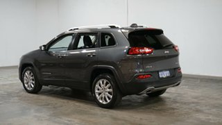 2016 Jeep Cherokee KL MY16 Limited Granite Crystal 9 Speed Sports Automatic Wagon.