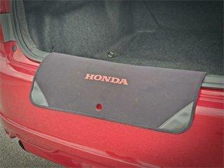 2006 Honda Accord Euro CL Sport Red Automatic Sedan
