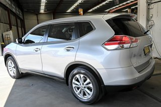 2016 Nissan X-Trail T32 ST X-tronic 2WD Silver 7 Speed Constant Variable Wagon