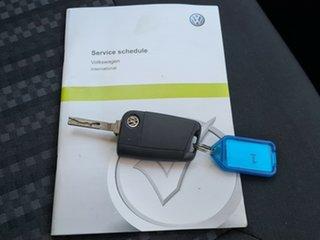 2015 Volkswagen Polo 6R MY15 66TSI Trendline Red 5 Speed Manual Hatchback