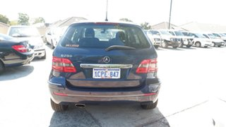 2006 Mercedes-Benz B-Class W245 B200 Blue 7 Speed Constant Variable Hatchback