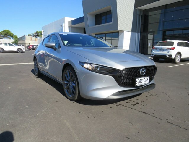 Used Mazda 3 BP2HL6 G25 SKYACTIV-MT Evolve Edwardstown, BP2HL6 G25 Evolve HBK 5dr SKYM 6sp 2.5i
