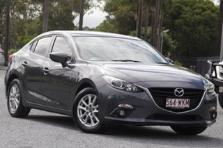 2015 Mazda 3 BM5278 Maxx SKYACTIV-Drive Grey 6 Speed Sports Automatic Sedan.
