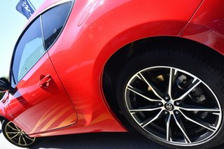 2020 Toyota 86 ZN6 GTS Red 6 Speed Sports Automatic Coupe