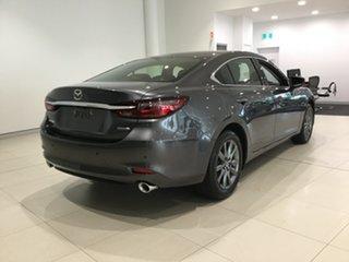 2019 Mazda 6 GL1033 Sport SKYACTIV-Drive Machine Grey 6 Speed Sports Automatic Sedan.