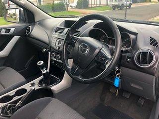 2013 Mazda BT-50 MY13 XTR (4x4) White 6 Speed Manual Freestyle Utility