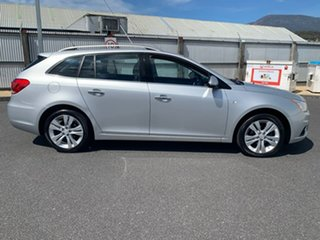 2014 Holden Cruze JH Series II MY14 CDX Sportwagon Silver 6 Speed Sports Automatic Wagon.