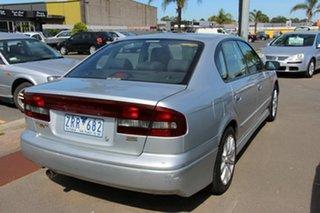 2003 Subaru Liberty B3 MY03 Heritage AWD Silver 4 Speed Automatic Sedan