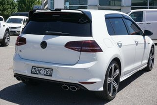 2016 Volkswagen Golf VII MY16 R 4MOTION White 6 Speed Manual Hatchback