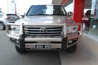 2012 Toyota Landcruiser VDJ200R MY12 VX Gold 6 Speed Sports Automatic Wagon