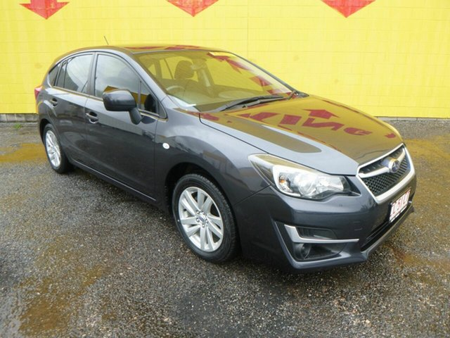 Used Subaru Impreza G4 MY14 2.0i-L AWD Winnellie, 2015 Subaru Impreza G4 MY14 2.0i-L AWD Grey 6 Speed Manual Hatchback
