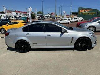 2014 Holden Commodore VF MY15 SS V Redline Silver 6 Speed Sports Automatic Sedan