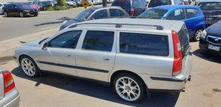 2002 Volvo V70 MY02 SE Silver 5 Speed Automatic Wagon