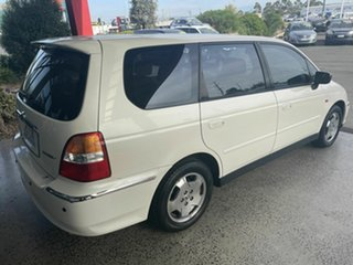 2001 Honda Odyssey V6L (6 Seat) White 5 Speed Sequential Auto Wagon