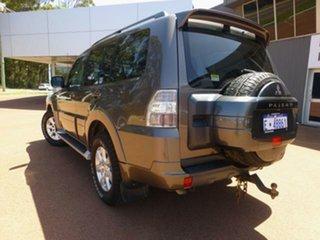 2013 Mitsubishi Pajero NW MY14 GLX-R LWB (4x4) Ironbark 5 Speed Auto Sports Mode Wagon.