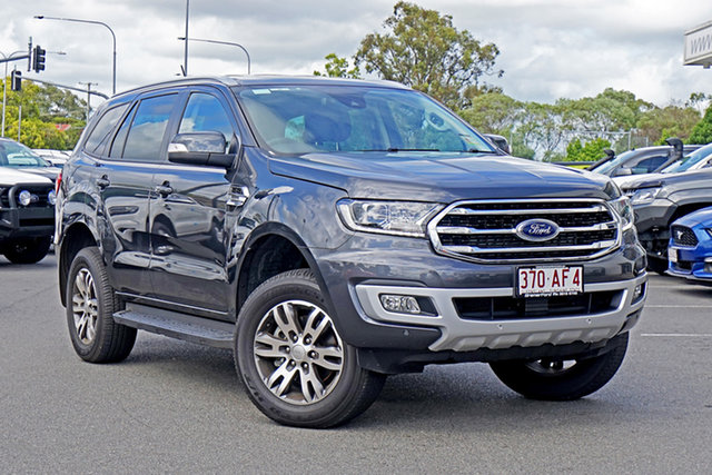 Used Ford Everest UA II 2020.75MY Trend Ebbw Vale, 2020 Ford Everest UA II 2020.75MY Trend Grey 10 Speed Sports Automatic SUV