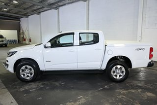 2017 Holden Colorado RG MY17 LT Pickup Crew Cab White 6 Speed Sports Automatic Utility