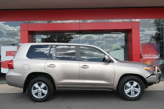 2012 Toyota Landcruiser VDJ200R MY12 VX Gold 6 Speed Sports Automatic Wagon.