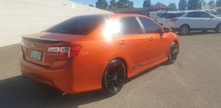 2014 Toyota Camry ASV50R RZ Orange 6 Speed Sports Automatic Sedan.