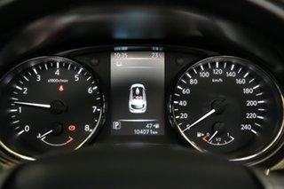2015 Nissan Qashqai J11 TI Pearl White 1 Speed Constant Variable Wagon