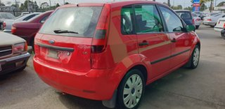 2004 Ford Fiesta WP LX Red 5 Speed Manual Hatchback