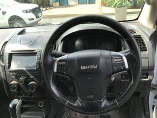 2017 Isuzu D-MAX MY17 SX Crew Cab Splash 6 speed Automatic Cab Chassis