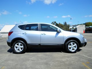 2007 Nissan Dualis J10 Ti X-tronic AWD Silver 6 Speed Constant Variable Hatchback