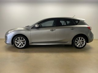 2012 Mazda 3 BL Series 2 MY13 SP25 Grey 5 Speed Automatic Hatchback