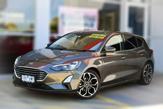 2020 Ford Focus SA 2020.25MY Titanium Grey 8 Speed Automatic Hatchback.