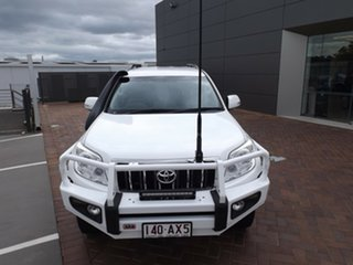2013 Toyota Landcruiser Prado KDJ150R GXL 5 Speed Sports Automatic Wagon