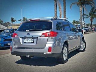 2011 Subaru Outback B5A 2.5I Premium Silver Constant Variable Wagon