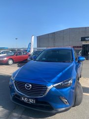 2016 Mazda CX-3 DK S Touring (FWD) 6 Speed Automatic Wagon