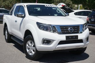 2019 Nissan Navara D23 S4 MY19 ST King Cab White 7 Speed Sports Automatic Utility.