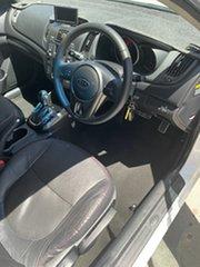 2012 Kia Cerato TD MY12 SLi White 6 Speed Sports Automatic Hatchback