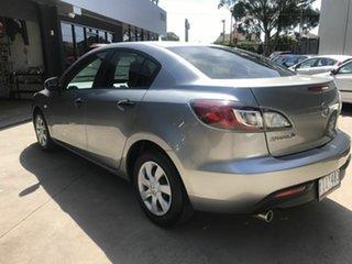 2011 Mazda 3 NEO Silver Auto Activematic Sedan