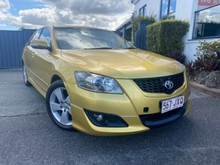 2007 Toyota Aurion GSV40R Sportivo SX6 Gold 6 Speed Sports Automatic Sedan.