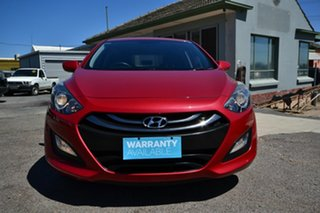 2014 Hyundai i30 GD MY14 Active Red 6 Speed Automatic Hatchback.