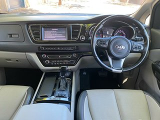 2015 Kia Carnival YP MY16 Platinum White 6 Speed Sports Automatic Wagon