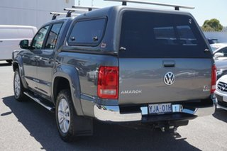 2012 Volkswagen Amarok 2H MY12 TDI400 4Mot Highline Natural Grey 6 Speed Manual Utility