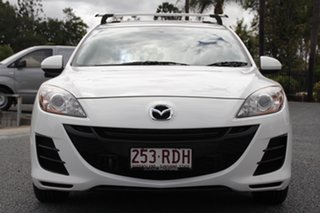 2010 Mazda 3 BL10F1 Neo Activematic White 5 Speed Sports Automatic Hatchback