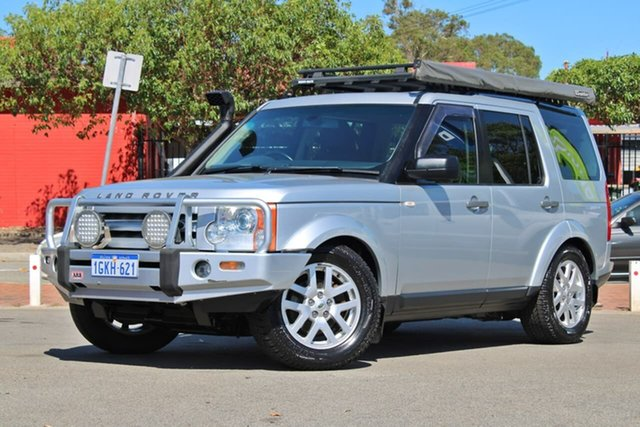 Used Land Rover Discovery 3 Series 3 09MY SE Midland, 2009 Land Rover Discovery 3 Series 3 09MY SE Silver 6 Speed Sports Automatic Wagon