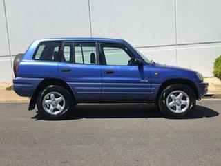 1996 Toyota RAV4 SXA11R 4 Speed Automatic Wagon.