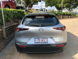2020 Mazda CX-30 DM2W7A G20 SKYACTIV-Drive Touring Sonic Silver 6 Speed Sports Automatic Wagon