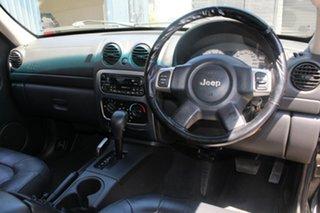 2002 Jeep Cherokee KJ Limited (4x4) 4 Speed Automatic Wagon