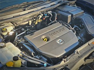 2009 Mazda 3 BK10F2 Maxx Sport Blue Sports Automatic Sedan