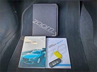 2014 Mazda 3 BM5278 Maxx White Sports Automatic Sedan