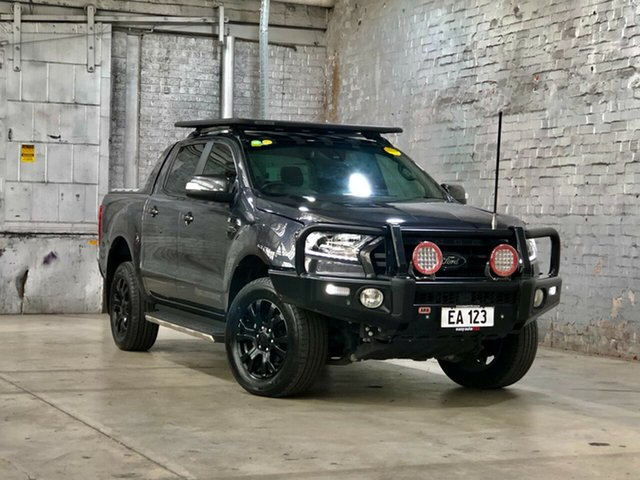 Used Ford Ranger PX MkIII 2019.00MY Wildtrak Mile End South, 2019 Ford Ranger PX MkIII 2019.00MY Wildtrak Grey 10 Speed Sports Automatic Double Cab Pick Up