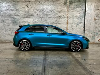 2018 Hyundai i30 PDe MY18 N Performance Green 6 Speed Manual Hatchback